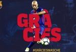 Barcelona oficiálně potvrdila rozlučkový ceremoniál pro Javiera Mascherana