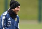 Lionel Messi si možná proti Itálii nezahraje