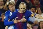 Dlouhé čekání, Andrés Iniesta vstřelil ligový gól po 23 měsících!