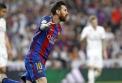 Messi rozhodl El Clásico svým 500. gólem za FC Barcelonu