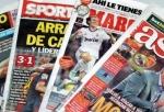 Odpolední přehled španělského tisku (21. listopadu 2017)
