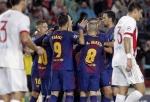 Co nyní Barcelona potřebuje, aby se kvalifikovala do osmifinále Ligy mistrů?